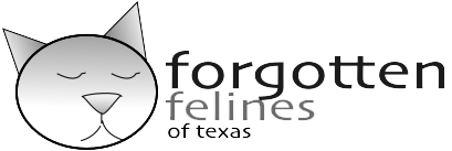 Forgotten Felines of Texas | Bertram, TX: Trap, spay, and neuter free-roaming cats and kittens to reduce euthanasia rates. Find homes for cats and kittens.